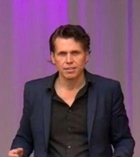 2 diensten - Samenkomst / Livestream met Roy Weeber